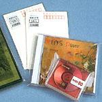 OPP袋:HEIKO クリスタルパック T(テープ付)
