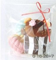 OPP袋: HEIKO クリスタルパック Gシリーズ / ガゼットタイプ