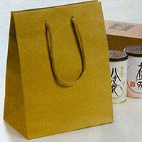 [紙袋/手提げ袋] HEIKO プレーンチャームバッグ