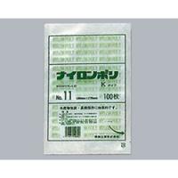 ナイロンポリ Kタイプ Kナイロンを使用している為高湿度下でも安定したガスバリア性を保ちます。