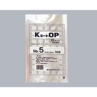 KコートOP Oタイプ 酸素バリア性・防湿性に優れる 合掌貼平袋