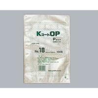 KコートOP Pタイプ 酸素バリア性・防湿性に優れる 三方シール袋