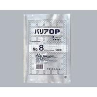 バリアOP Xタイプ 酸素バリア性・防湿性に優れる 合掌貼平袋