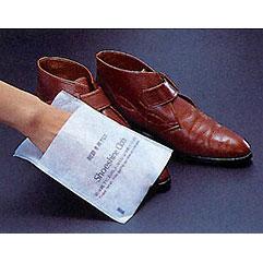 靴磨き用クロス