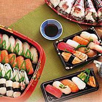 寿司容器・桶