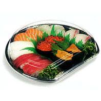 リスパック:お寿司容器