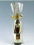 OPP袋:HEIKO クリスタルパック 柄入 ワイン用