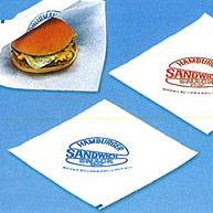 ハンバーガー包材