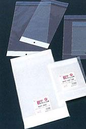 クリアパック40ミクロン / F-タイプ(ヘッダー付・フタ付き)