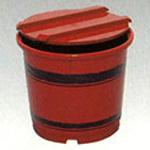 サンコー 朱塗樽
