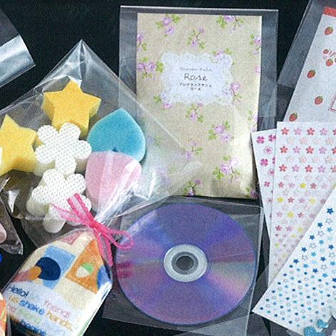 【OPP袋】HEIKO クリスタルパック 04タイプ(厚口)