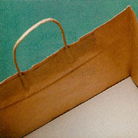 紙袋用底ボール