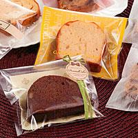 スイーツ包装資材 パウンドケーキ用資材