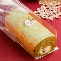 スイーツ包装資材 ロールケーキ用資材