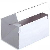フードサービス105白 保冷剤収納フラップ付