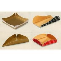 ケーキプレート 正方形/長方形小/トルテ/長方形大