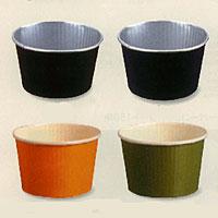 スイーツカップ/クリアカップ/陶器カップ