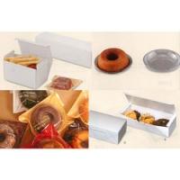 焼きドーナツ箱/98φトレー/ポシェ特大/耐水耐油焼ドーナツ/耐水耐油サービス箱
