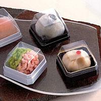 ヤマニ 和菓子パッケージ