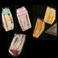 サンドイッチ袋 4種