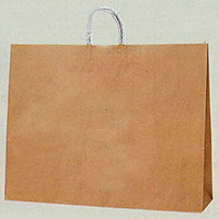 [紙袋/手提げ袋] HEIKO 25チャームバッグ 60-2