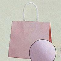 [紙袋/手提げ袋] HEIKO スムースバッグ パールカラー 24-11