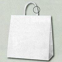 [紙袋/手提げ袋] HEIKO スムースバッグ ワイド S