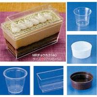 デザートカップ: デザート容器