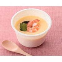 デザートカップ: 茶碗蒸し・玉子豆腐