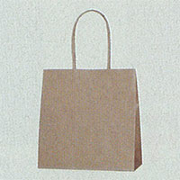 [紙袋/手提げ袋] HEIKO 25チャームバッグ 21-8