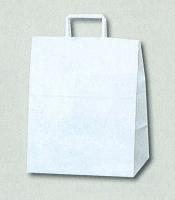 [紙袋/手提げ袋] HEIKO H25チャームバッグ W2(平手)