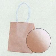 [紙袋/手提げ袋] HEIKO スムースバッグ パールカラー 15-08