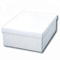 HEIKO 白無地汎用ボックス カバン箱・スリッパ箱