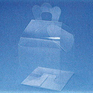 HEIKO クリスタルボックス ワンタッチタイプ CFシリーズ