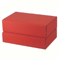 レッド宅配箱