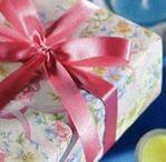 HEIKO 包装紙 花柄
