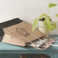 紙袋(手提げ袋) HEIKO:25チャームバッグ