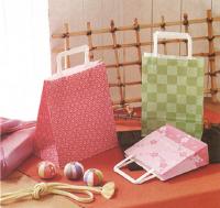 紙袋(手提げ袋) HEIKO:H25チャームバッグ(平手)