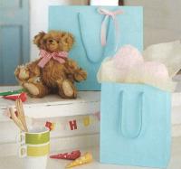 紙袋(手提げ袋) HEIKO:プレーンチャームバッグ