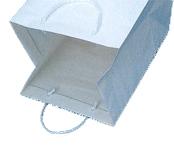 紙袋(手提げ袋) HEIKO:広口チャームバッグ