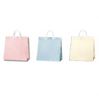 紙袋(手提げ袋) HEIKO:ワイドバッグ
