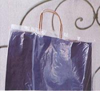 紙袋(手提げ袋) HEIKO:レイニーポリ
