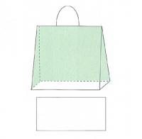 紙袋(手提げ袋) HEIKO:底ボール