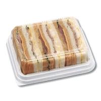 SBシリーズ(サンドイッチ用容器)